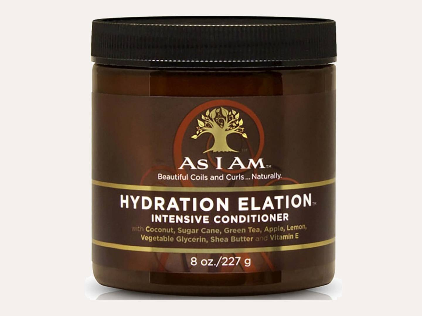 AS I AM Naturally Hydration Elation Conditioner 227g