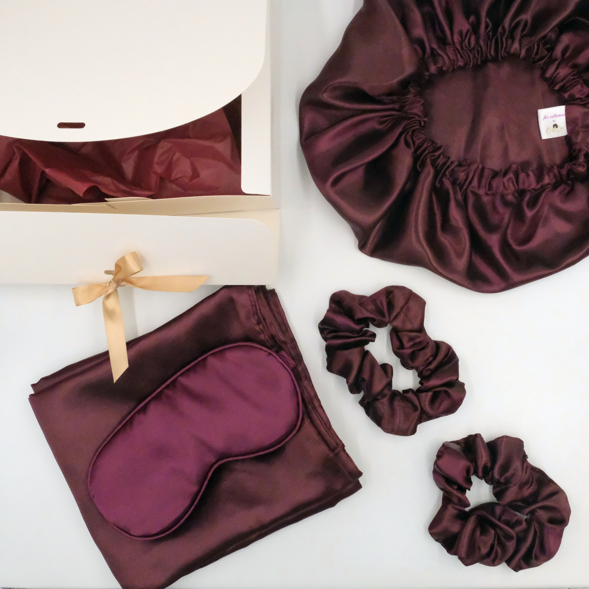 Limited Edition Satin Gift Set